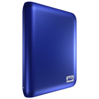 1000GB Western Digital My Passport Essential blau (WDBACX0010BBL)