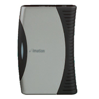 250GB Imation Ultra Travel External Drive (I23658)
