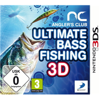 Angler's Club: Ultimate Bass Fishing, 3DS