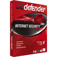 BitDefender Internet Security 2008 (LB11031001-DE)