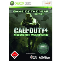 Call of Duty 4 - Modern Warfare - Game of the Year Edition, XBox 360