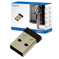 LogiLink Adapter USB 2.0 to Bluetooth V2.0 EDR Micro
