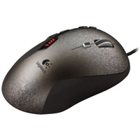Logitech Gaming Mouse G500 (Anthrazit/Silber)