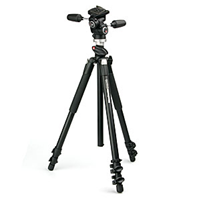 Manfrotto MA 055XPROB + 804RC2