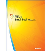 Microsoft Office Small Business 2007, Vollversion (W87-01080)