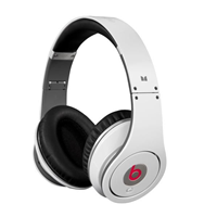 Monster Beats Studio by Dr. Dre weiss