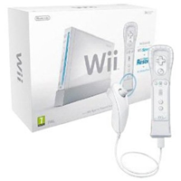 Nintendo Wii + Wii Sports Resorts