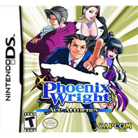 Phoenix Wright Ace Attorney, DS