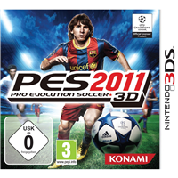 Pro Evolution Soccer 2011, 3DS