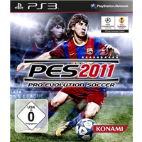 Pro Evolution Soccer (PES) 2011, PS3