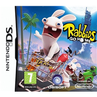 Rabbids Go Home, DS