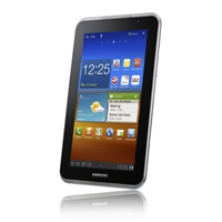 Samsung Galaxy Tab 7.0 Plus N 16GB Wi-Fi grau