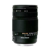Sigma 18-250mm F3,5-6,3 DC OS HSM Canon
