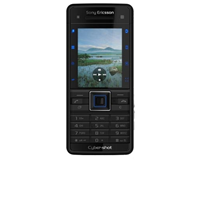 Sony Ericsson C902 - Swift Black