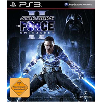 Star Wars: The Force Unleashed 2, PS3