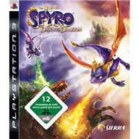 The Legend of Spyro - Dawn of the Dragon, PS3