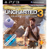 Uncharted 3: Drake's Deception, PS3