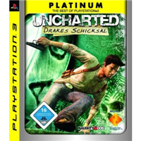 Uncharted - Drakes Schicksal - Platinum, PS3