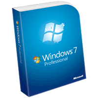 Windows 7 Professional 32 Bit OEM, 1 User (FQC-00734)