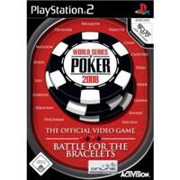 World Series of Poker 2008, PS2