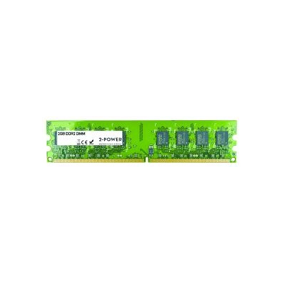 2-Power 2GB DDR2 667MHz DIMM (MEM1202A)
