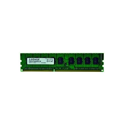 2-Power 4GB DDR3 1600MHz ECC + TS DIMM (MEM8602A)