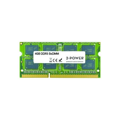2-Power 4GB DDR3 SODIMM (MEM0802A)