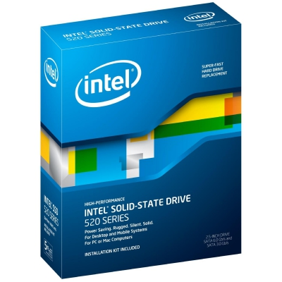480GB Intel 520 Series SSD retail (SSDSC2CW480A3K5)