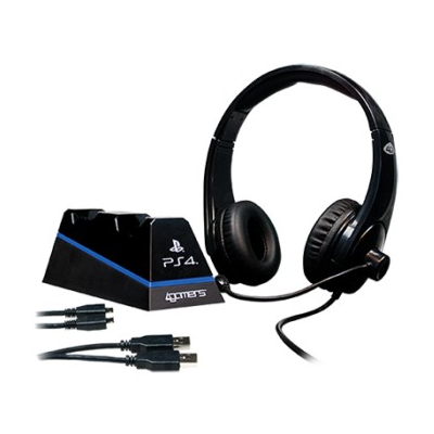4Gamers 4G-4882 Headset