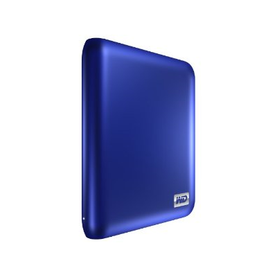 750GB Western Digital My Passport Essential blau (WDBACX7500ABL-EESN)