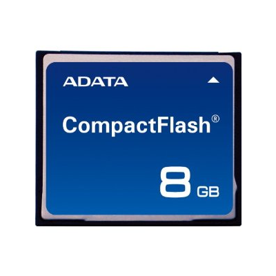 ADATA CompactFlash Card 8GB Speedy (ACF8GZ-R)