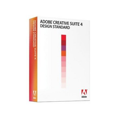 Adobe Creative Suite CS4 Design Standard (65019222), Mac