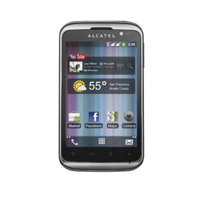 Alcatel One Touch Smart 991D black