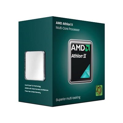 AMD Athlon II X3 460 (ADX460WFGMBOX)