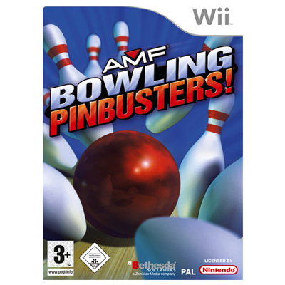 AMF Bowling Pinbusters!, Wii