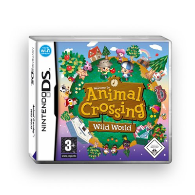 Animal Crossing - Wild World, DS