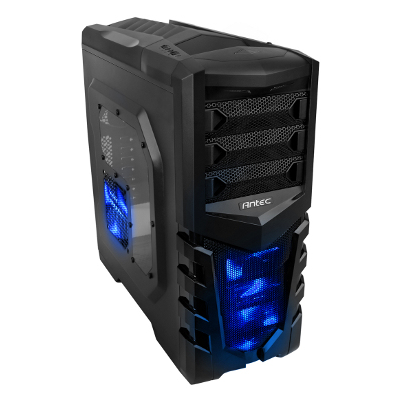Antec GX505 Window Blue