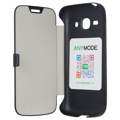 ANYMODE Galaxy Ace 3 / Folio Case (BXVC000KBK)
