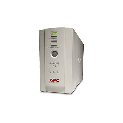 APC Back-UPS CS 500 USB/Serial BK500EI
