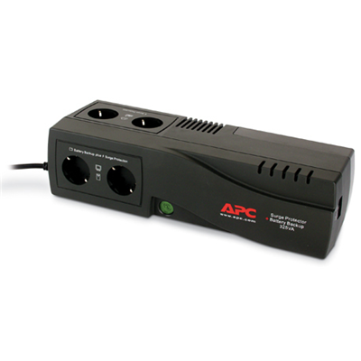 APC SurgeArrest + Battery Backup 325VA Italian