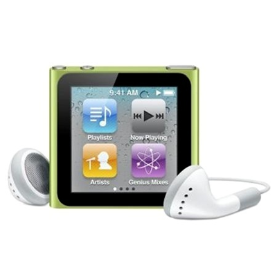 Apple iPod nano 16GB grün (6.Generation)