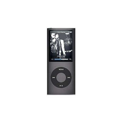 Apple iPod nano 8GB schwarz (4.Generation)