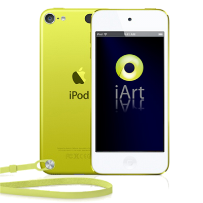 Apple iPod touch 32GB gelb (5.Generation)