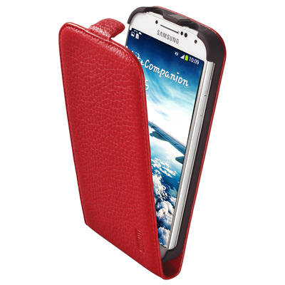 Artwizz SeeJacket Leather FLIP+ (0496-SJLF-S4R)