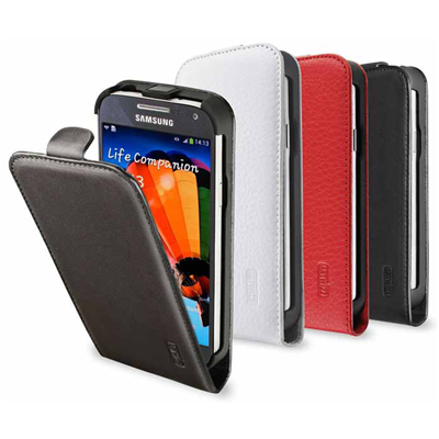 Artwizz SeeJacket Leather FLIP+ (0991-SJLF+S4MB)