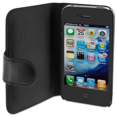 Artwizz SeeJacket Leather (iPhone 4)