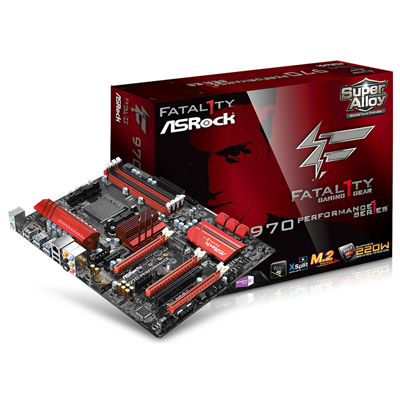 Asrock 970 Performance