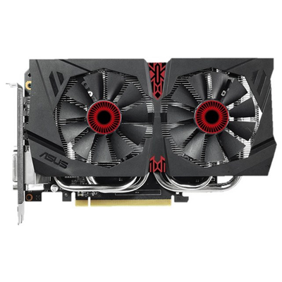 ASUS STRIX-GTX960-DC2OC-2GD5 NVIDIA GeForce GTX 960 2048GB
