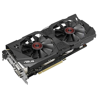 ASUS STRIX-GTX970-DC2-4GD5 NVIDIA GeForce GTX 970 4GB