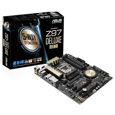 ASUS Z97-DELUXE/USB 3.1 (90MB0LD0-M0EAY0)
